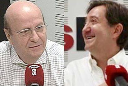 Los elogios de Jiménez Losantos a los ministros de Rajoy desconciertan a Carlos Dávila