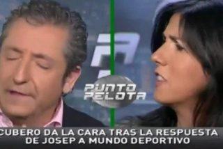 "Josep Pedrerol responde al directivo del Barça Toni Freixa: ""Estás confundido, no había micrófono oculto. ¡Antes de un veto, enteráos!"""