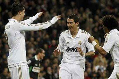 El Real Madrid va sobrado hacia el título de campeón de Liga