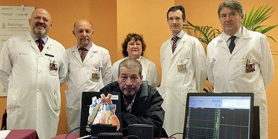 Fallece el tercer hombre al que se le implantó un corazón artificial