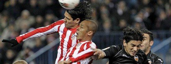 El Atlético de Simeone aprueba su primer test serio (0-0)