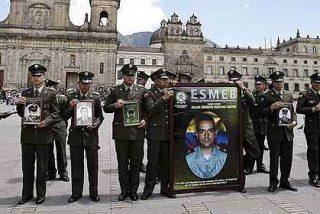 Los narcoterroristas de las FARC anuncian el fin de sus secuestros