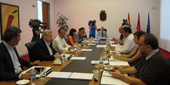Navarra estudia modificar la ley de víctimas del Terrorismo