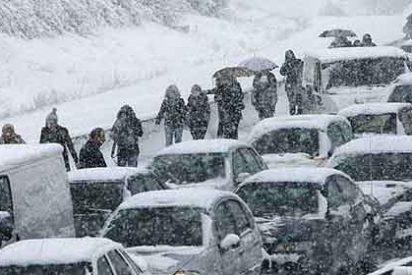 La ola de frío polar que hiela España es sustituida por otra del Atlántico