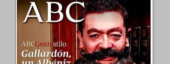 El ministro Alberto Ruiz-Gallardón debuta como actor de cine