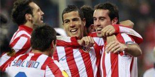 El Atlético supera el trámite del Lazio y ya está en octavos