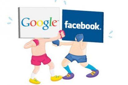 Facebook reconoce a Google+ como su principal competidor