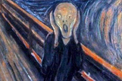 'El Grito' de Munch, el icono de la angustia y la desesperación