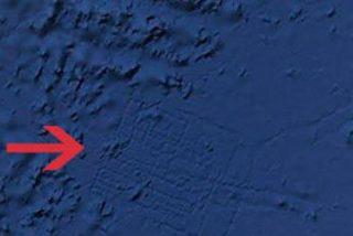 """Google Earth actualiza los océanos… y """"desaparece"""" la Atlántida"""