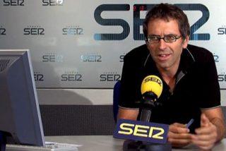 Rodolfo Irago, voz del editorial de la SER de la jornada electoral del 11-M, Dircom del PSOE