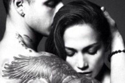 Jennifer López hace alarde de su amor con una foto en Twitter