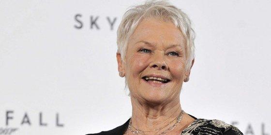 Judi Dench desmiente los rumores sobre su posible ceguera