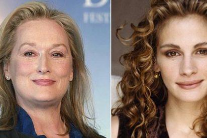 Meryl Streep y Julia Roberts serán parientes en 'August: Osage County'