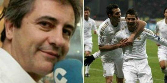 """Manolo Lama desprestigia al CSKA en su narración y critica a Paco González: """"Tú nos has dicho que era un partido de mucho miedo y muy peligroso"""""""