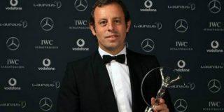 El Barcelona y Novak Djokovic se coronan en los premios Laureus