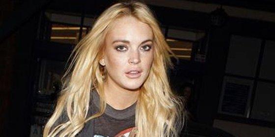 Hacienda acorrala a Lindsay Lohan por evadir impuestos