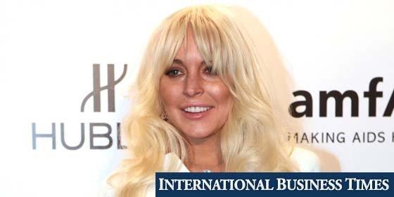 Lindsay Lohan, o cómo envejecer 20 años de la noche a la mañana