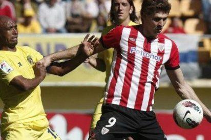 Villarreal y Athletic se reparten los puntos con justicia (2-2)