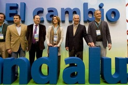Arenas se sube a la ola azul del PP: sus presidentes autonómicos, entusiasmados con el 25M