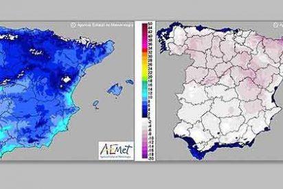 La ola de frío se resiste a marcharse de España y Portugal