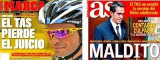 """Alfredo Relaño se acuerda de los políticos en el 'caso Contador': """"Hubo un pronunciamiento de Zapatero y Rajoy en su favor. Pero no una investigación sobre la carne que se vende en Irún"""""""