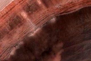 Marte estaba cubierto de mar hace más de 3.000 millones de años