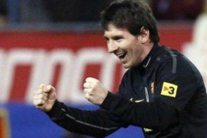 Una genialidad de Lionel Messi rescata tres puntos de oro (1-2)