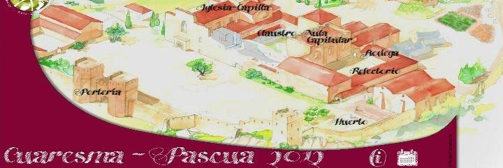 Propuestas para Cuaresma y Pascua desde un monasterio virtual de la archidiócesis de Valencia