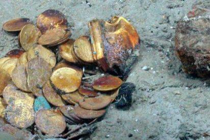 Odyssey exige a España 412.000 dólares por la custodia del tesoro