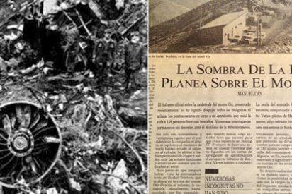 La enigmática tragedia del monte Oiz: ¿fue o no un atentado de ETA?