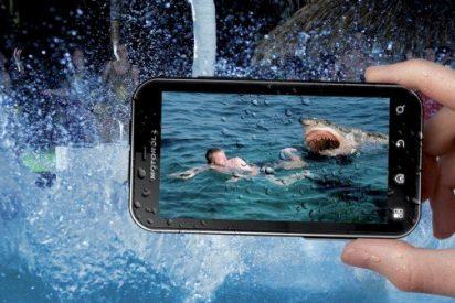 Los grandes teléfonos Android de 2012