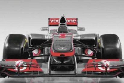 McLaren quiere ganar el Mundial con su nuevo monoplaza: el MP4-27