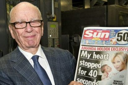 The Sun on Sunday, la nueva apuesta de Murdoch, bate récord de ventas