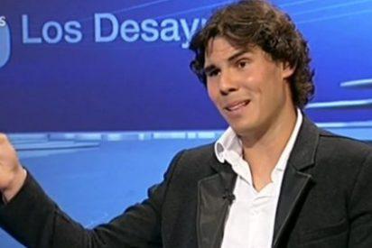 """Rafael Nadal desmiente las informaciones que aseguraban que TVE le pagó un millón de euros por hablar antes con ellos: """"Nunca he cobrado por dar entrevistas"""""""