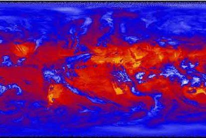 La NASA 'escanea' la Tierra buscando daños del cambio climático