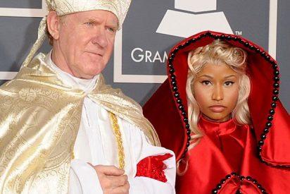 Los católicos critican a Nicki Minaj por su actuación en los Grammy