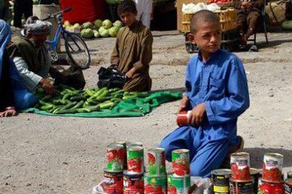 El 56 por ciento de los trabajadores afganos de ladrillos son menores