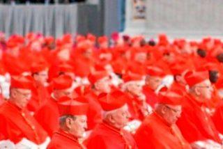 """El Papa pide a los nuevos cardenales """"dar testimonio de la alegría del amor de Cristo"""""""