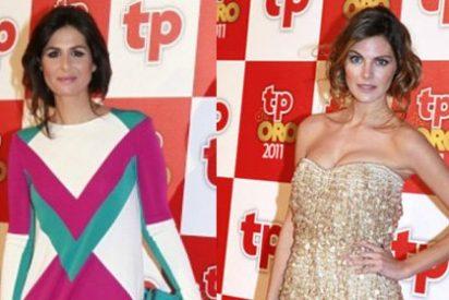 La elegancia de las actrices de la pequeña pantalla en los TP de Oro