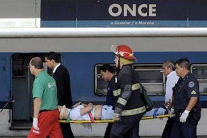 Tragedia ferroviaria en hora punta en Buenos Aires: 49 muertos