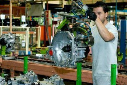 La producción industrial descendió un 1,8% en 2011