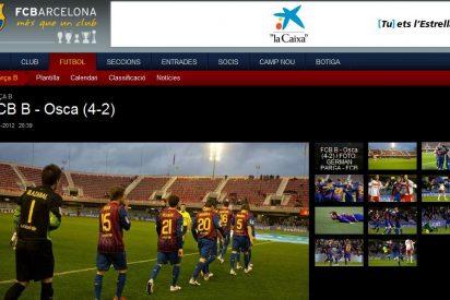 El SD Huesca es Huesca, y no 'Osca'