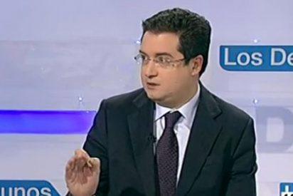 """Óscar López (PSOE) se olvida del pleno empleo de ZP: """"Rajoy ha cometido un fraude electoral masivo"""""""