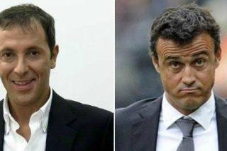"""Paco González: """"Me cae mal Luis Enrique por cómo ha tratado a un buen amigo"""""""