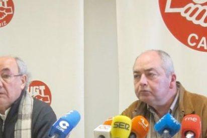 """UGT andaluza: """"Se han puesto como locos a buscarnos las cosquillas"""""""