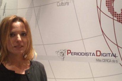 """Patrycia Centeno: """"Rubalcaba con tejanos no transmitía seguridad"""""""