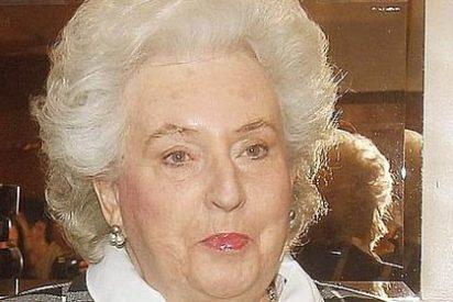"""Pilar de Borbón: """"Nadie es culpable hasta que los jueces lo digan, con lo cual, a callar"""""""