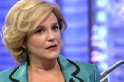 """Pilar Rahola: """"Pérez-Reverte es un misógino insoportable"""""""