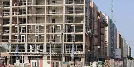 La compraventa de viviendas entró en negativo en 2011