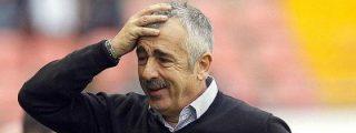 El Sporting de Gijón destituye a Manolo Preciado